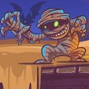 Игра Игра Конфеты мумии