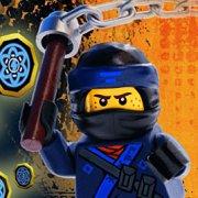 Игра Игра Лего Ниндзяго полёт ниндзя
