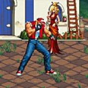 Игра Игра Король бойцов против DNF