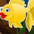 Игра Игра Золотая рыбка ищет выход / Goldfish Escape