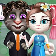 Игра Игра Том и Анжела: свидание в день Валентина