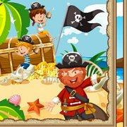 Игра Игра Пираты: 5 отличий между ними