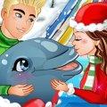 Игра Игра Шоу дельфинов: Новогодний выпуск