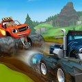 Игра Игра Вспыш и Чудо Машинки спасение в горах