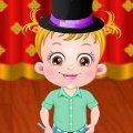 Игра Игра Малышка Хейзел шоу магии