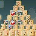 Игра Игра Новогодняя Пирамида: новогодний пасьянс