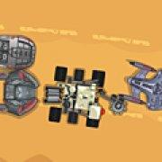 Игра Игра Приключения Марса: интересные гонки