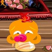 Игра Игра Счастливая обезьянка уровень 87