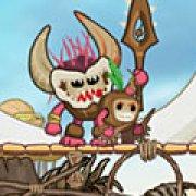 Игра Игра Моана атака пиратов