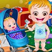 Игра Игра Малышка Хейзел: сюрприз для брата