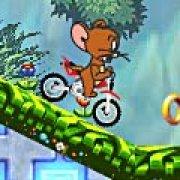 Игра Игра Джерри на мотоцикле