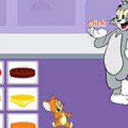 Игра Игра Том и Джерри: гамбургер