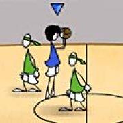 Игра Игра Баскетбол стикменов