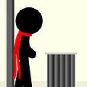Игра Игра Стикмен за дверью