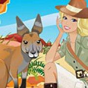 Игра Игра Барби фотограф диких животных