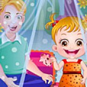 Игра Игра Малышка Хейзел: день матери