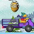 Игра Игра Винни Пух: грузовик с медом