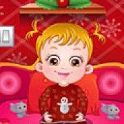 Игра Игра Мечты на Новый год малышки Хейзел