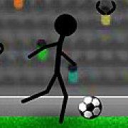 Игра Игра Футбол Стикмена