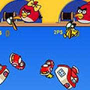 Игра Игра Angry birds: рыбалка в день святого Валентина