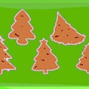 Игра Игра Пицца новогодняя елка