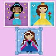 Игра Игра Лего принцессы диснея: мозаика