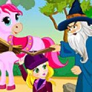 Игра Игра Принцесса Джульетта любит пони