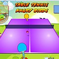 Игра Игра Настольный теннис Angry birds