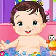 Игра Игра Девочка в ванной