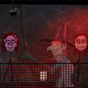 Игра Игра Темная поездка: побег