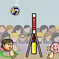 Игра Игра Волейбол головами