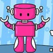Игра Игра Красивая робот-девушка
