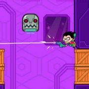 Игра Игра Юные Титаны: Силовая башня