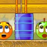 Игра Игра Спаси апельсин 3