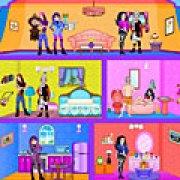 Игра Игра Наследники: кукольный домик