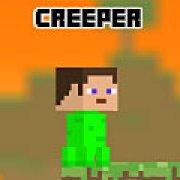 Игра Игра Майнкрафт: крипер крафт 2