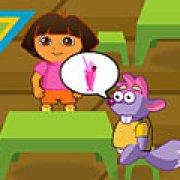 Игра Игра Обед Доры / Dora