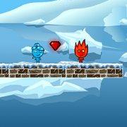 Игра Игра Огонь и Вода: Большие Приключения