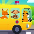 Игра Игра Колеса На Автобусе: Песенка Животных