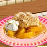 Игра Игра Кухня Сары персиковый коблер