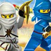 Игра Игра Лего змеи ниндзяго