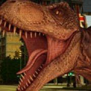 Игра Игра Динозавр Рекс: Лондон