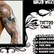 Игра Игра Татуированные рестлеры