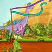 Игра Игра Поезд динозавров триатлон