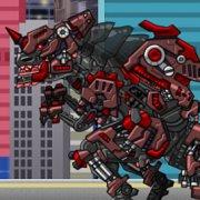 Игра Игра Роботы динозавры: собирать Т Рекс динобота