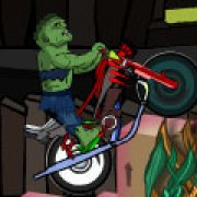 Игра Игра Супер Халк-мотогонщик