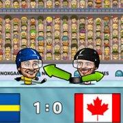 Игра Игра Кукольный Хоккей