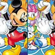Игра Игра Микки Маус: 5 отличий