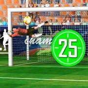 Игра Игра ЧМ 2018: 3Д футбольные штрафные