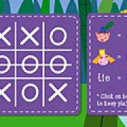 Игра Игра Маленькое Королевство: крестики нолики